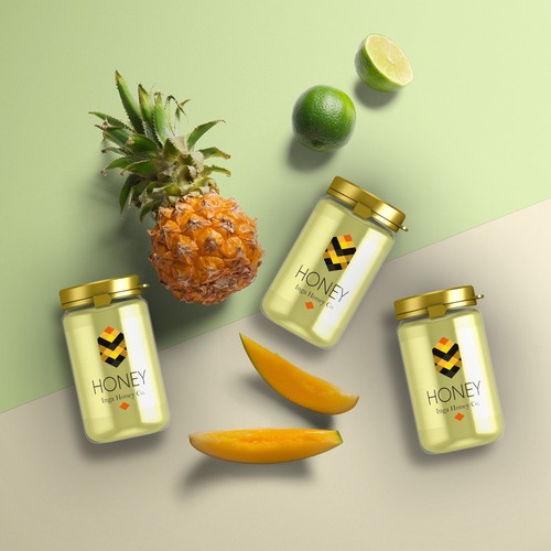 Premium Australia Honey Label