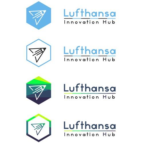 Logomark for avial innovation hub.