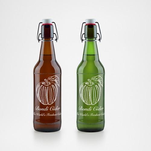 Logo for cider co