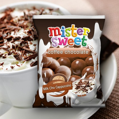 Mister Sweet Packaging