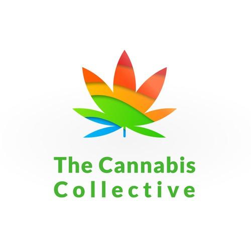 Bold Medical Logo for Cannabis Collective