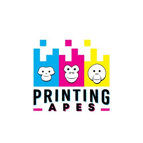 Logo Concept for Printing Company
