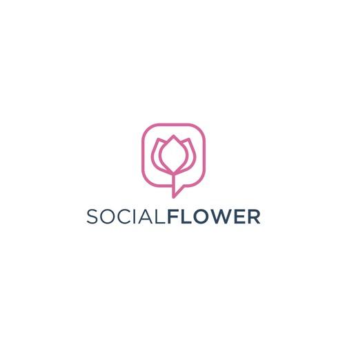 Social Flower