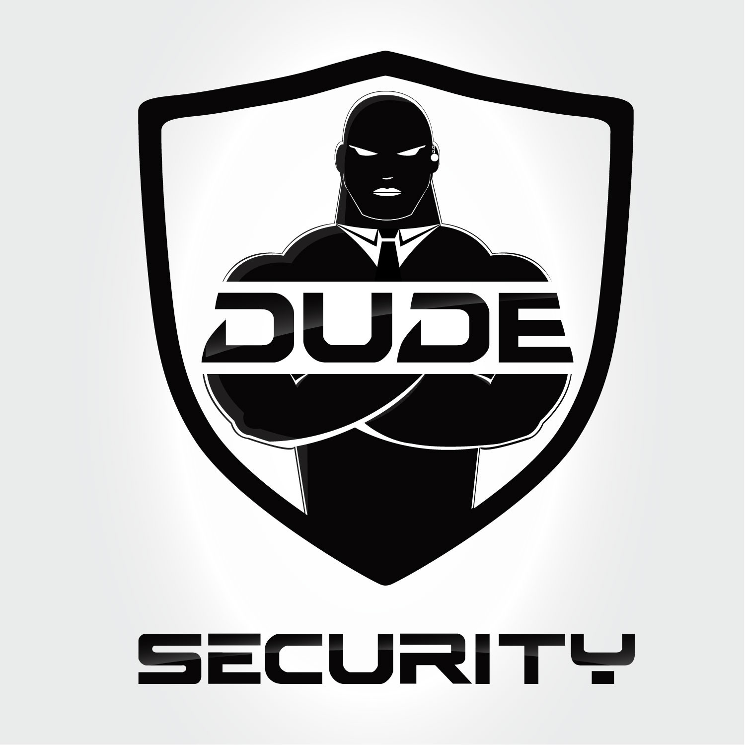 Help Dude Security with a rocking logo