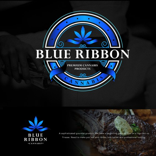 BLUE RIBBON CANNABIS