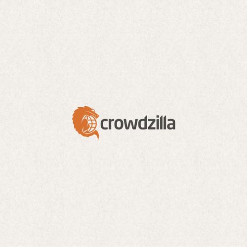 Create a winning logo, text, an ambassador design for CrowdZilla!!