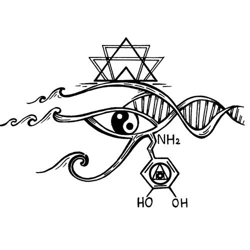 Horus Eye tattoo design