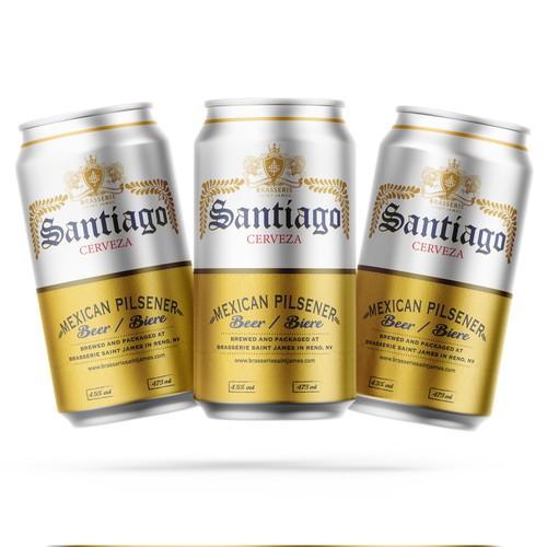 SANTIAGO SERVEZA