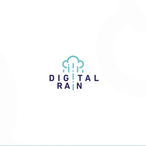 Clever logo for a company that focuses on online marketing startups