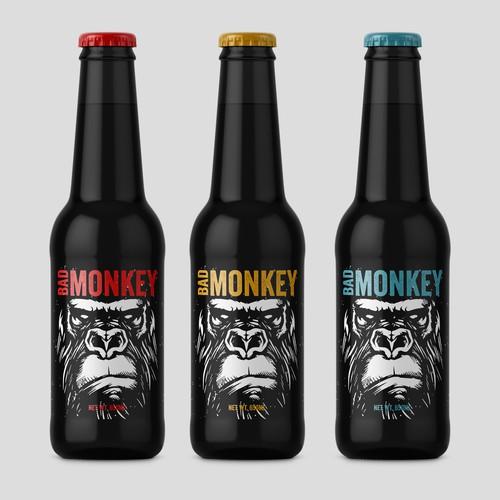 Design proposition for beer label