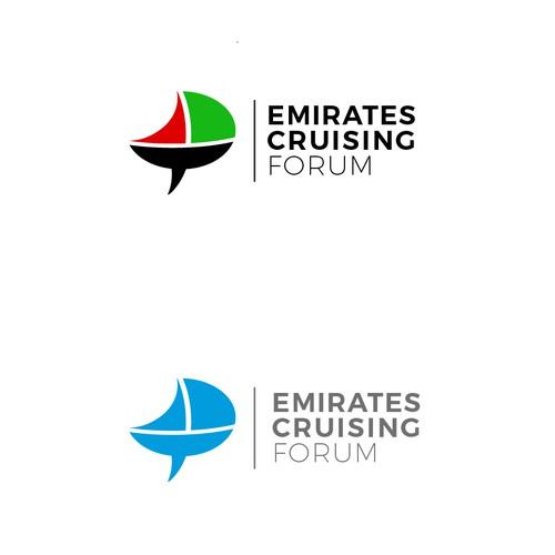 Logo for sailing forum