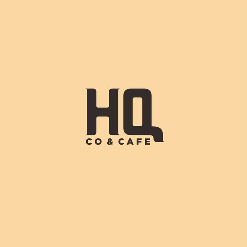 simple logo CO $ CAFE