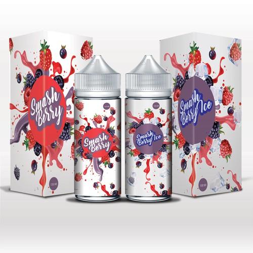 smash berry e juice