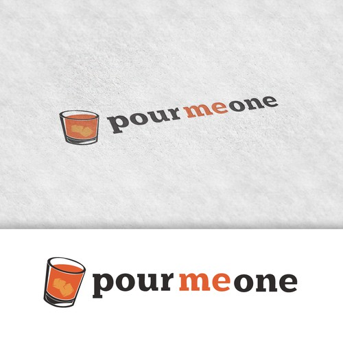 Create the next logo for Pour Me One