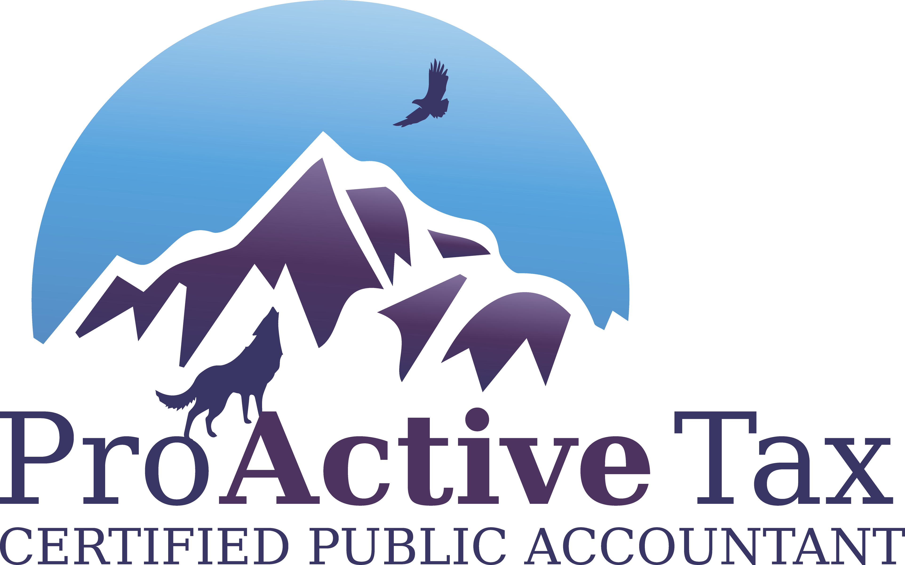 'ProActive Tax CPA' needs a logo that will make an otherwise boring CPA firm look enticing!