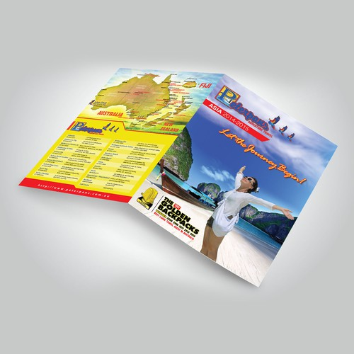 Brochure - Bi-fold