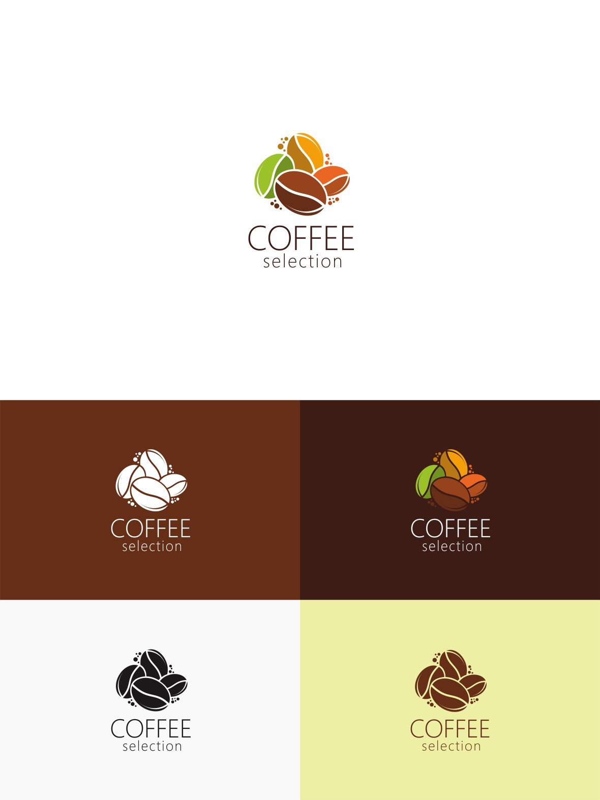 Coffee Selection Logo