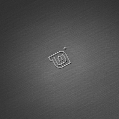 Desktop background for Linux Mint 10