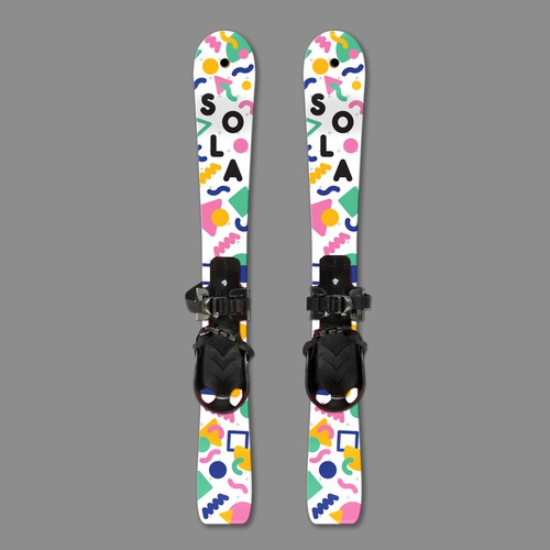 Winter 2017 Ski Graphics