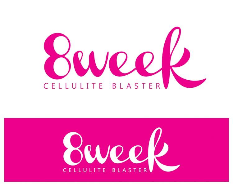 8 Week Cellulite Blaster - needs a new logo