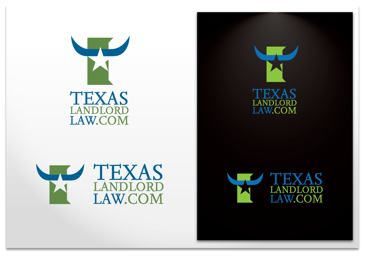 Texas Landlord Law.com needs a new logo