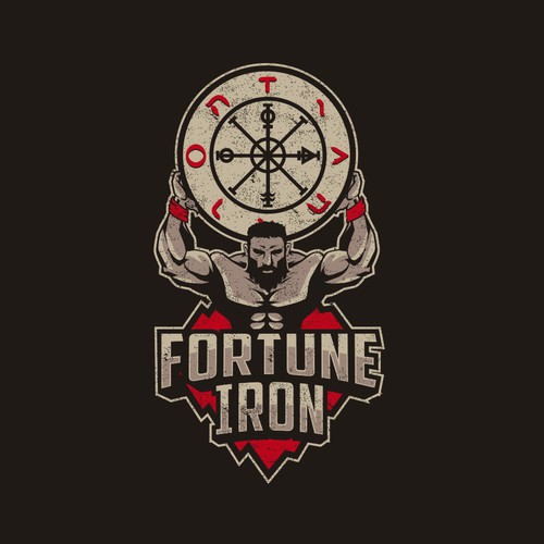 fortune wheel logo