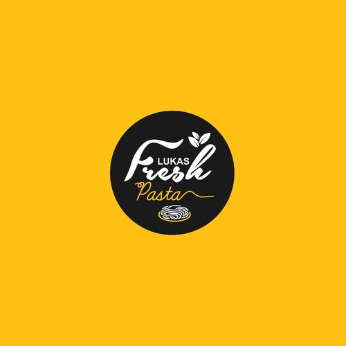 logo for Pasta Restaurant.