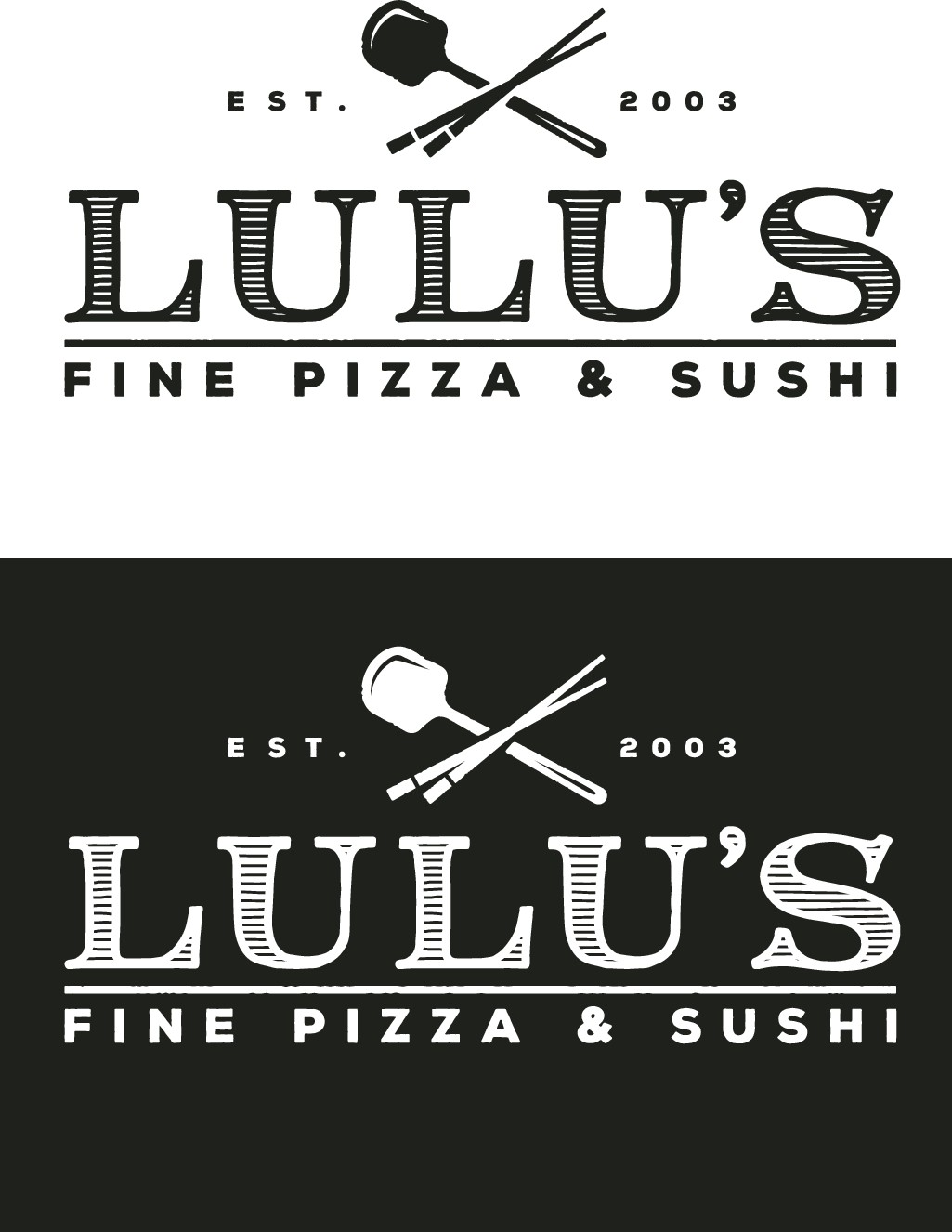Need a hip new urban logo for our expanding pizza chain!