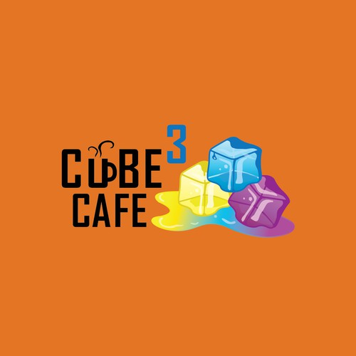 CUBE CAFE LOGO