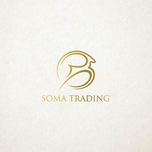 SOMA Bitcoin trading company in India needs sophisticated logo