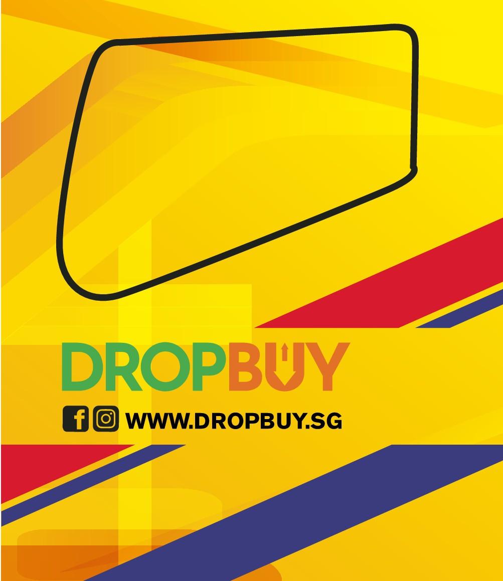 DropBuy Truck wrap