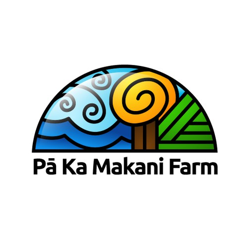 Create  logo for Pa Ka Makani Farm