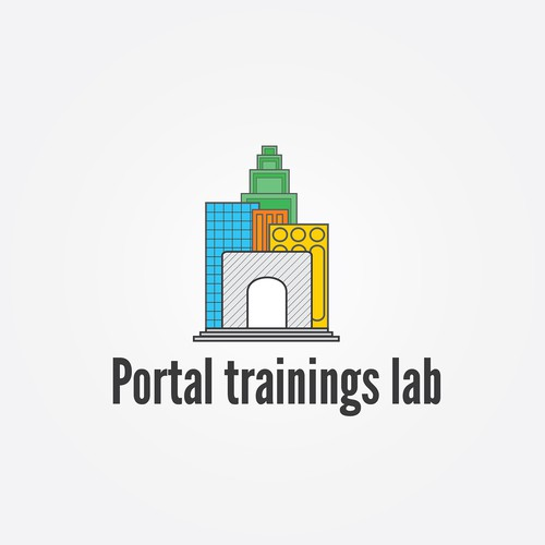 Logo Design | Portal trainings lab