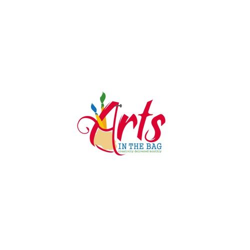 Art in the bag logo