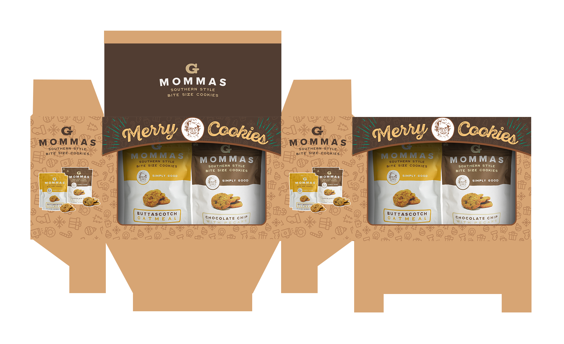G Mommas Cookies needs a delicious Holiday Gift Box