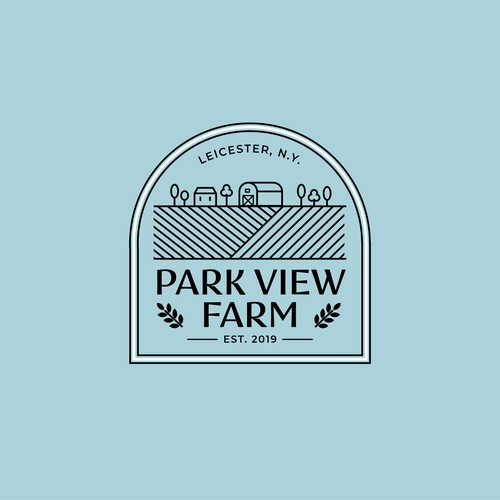 Park View Farm Logo