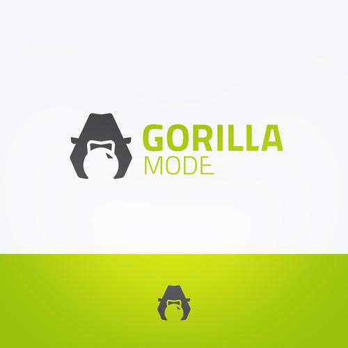 Logo Gorilla Gym Wear