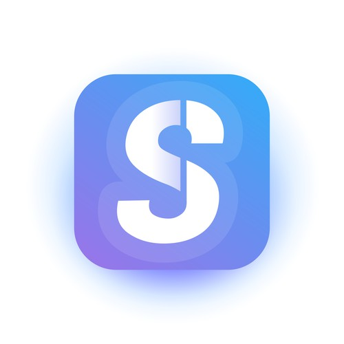 Simple app icon design