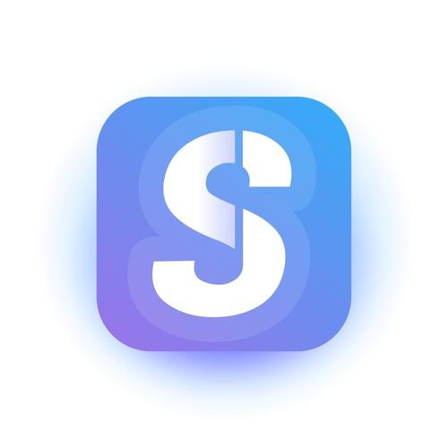 Simple app icon design