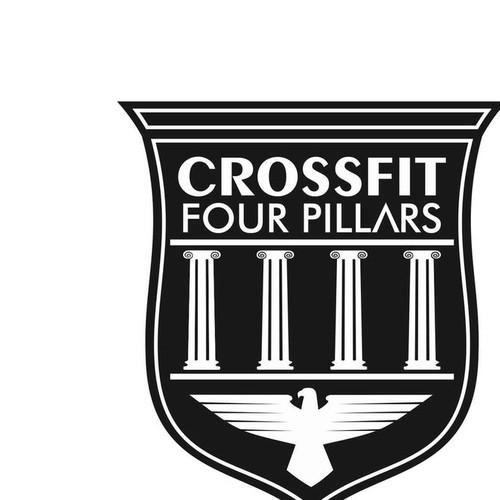 CrossFit Four Pillars needs a new logo