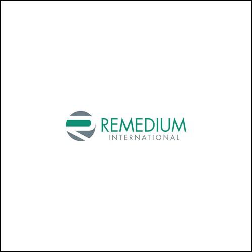 Elegant logo option for medical equipment manufacturer
