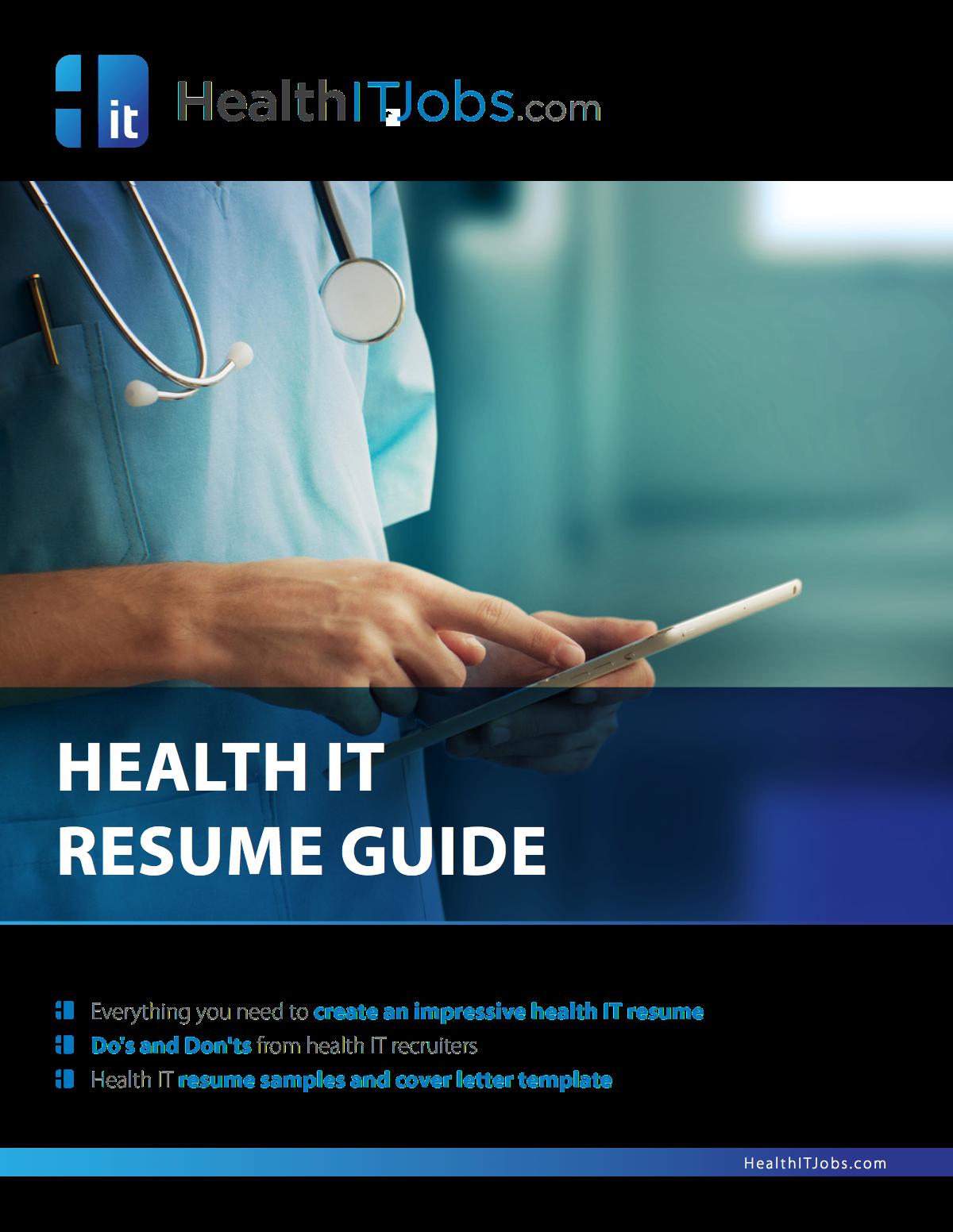 Resume Kit E-book