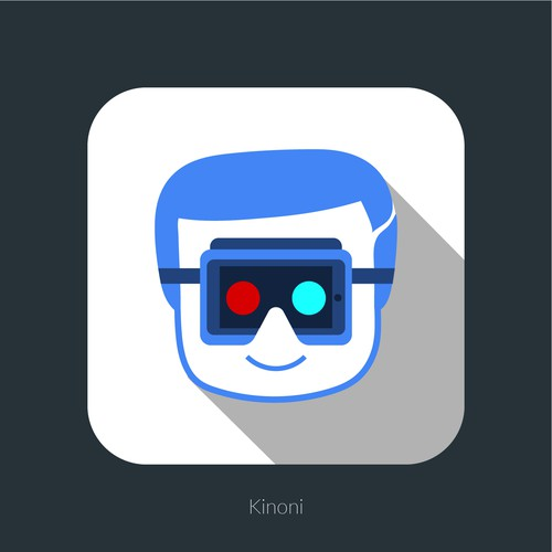Icon for virtual reality app
