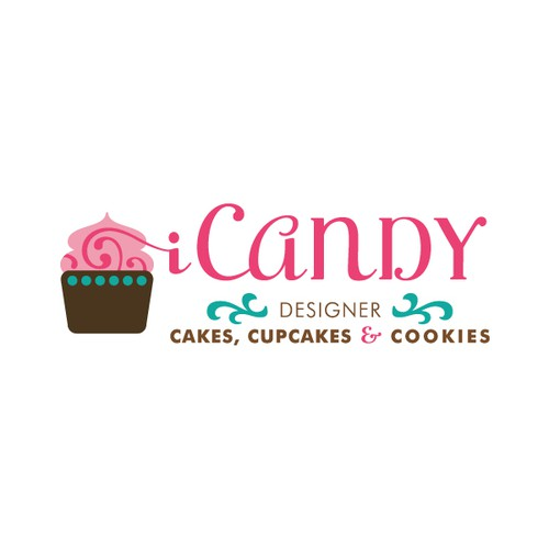 Classy Logo needed for Designer Cakes and Cupcakes