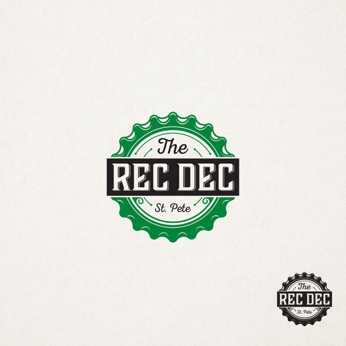 The REC DEC Logo