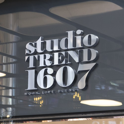Logo proposal for StudioTrend1607