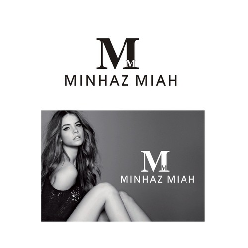 "logo for "" minhazmiah"""