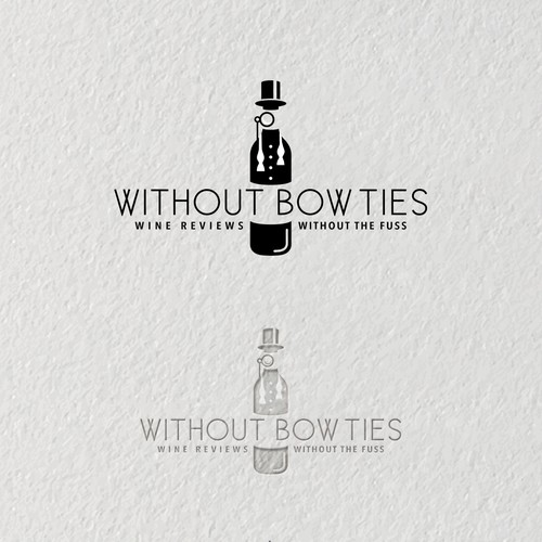 Logo Concept for Without Bow Ties