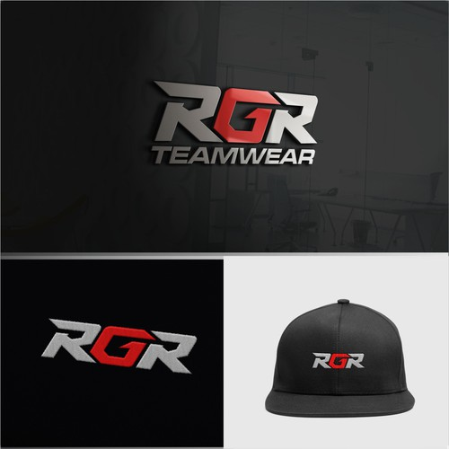 Sports Brand Logo for Apparel - The Future Sports Leader is Here- Be the Creator!