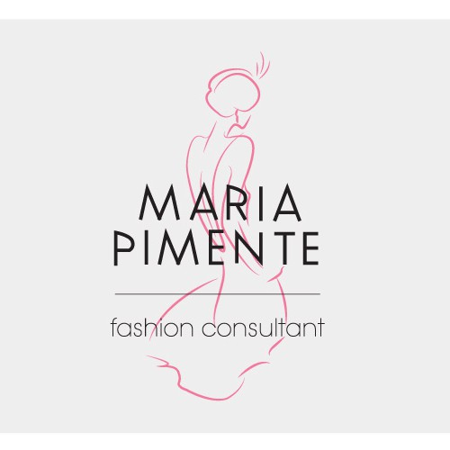 fashion oriented logo & business card